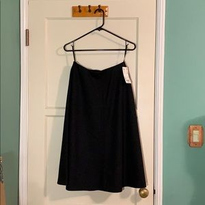 NWT Uniqlo Wool Blended Glared High-Waisted Skirt